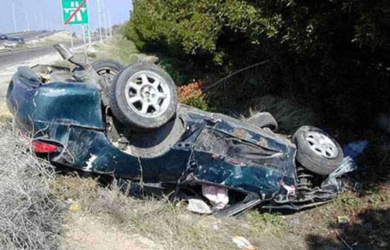 fatal Mitsubishi crash