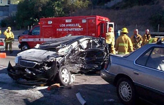fatal Los Angeles crash
