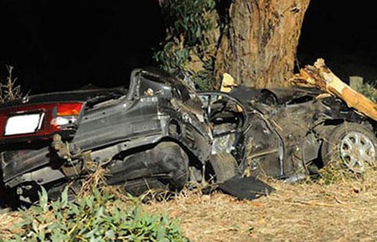 fatal Myponga crash